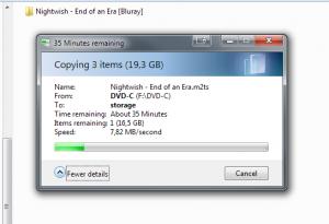 Filesystem: ext3