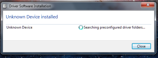 Gee thanks, Windows