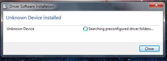 Gee thanks, Windows