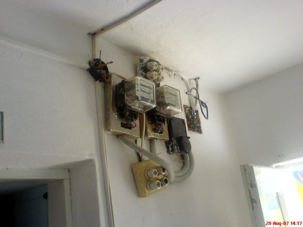 power-drain
