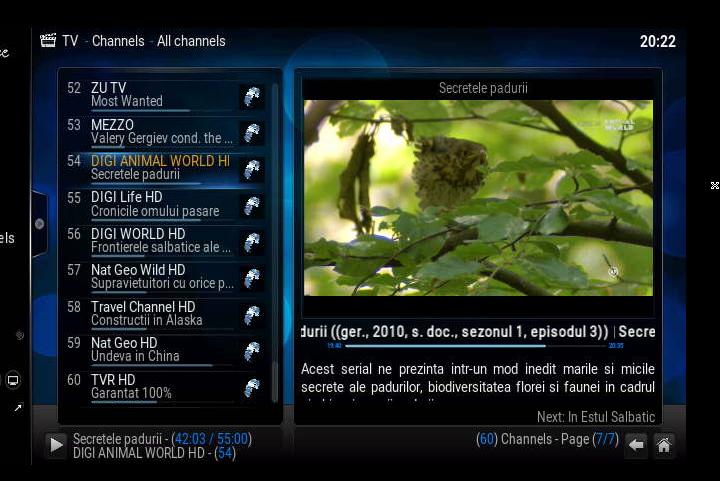 DVB-C TV on Raspberry PI with LibreELEC/Kodi · theZedt