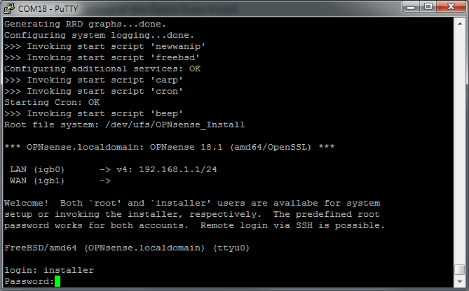 How to install OPNSense on PCEngines' APU2 · theZedt