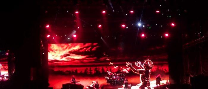 Nightwish in Bucharest (17.08.2018)