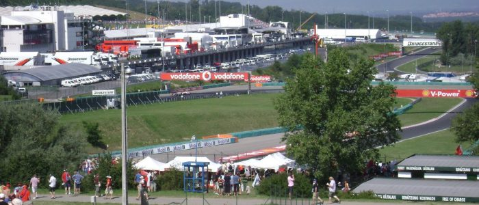 Travelling: Hungaroring Formula 1