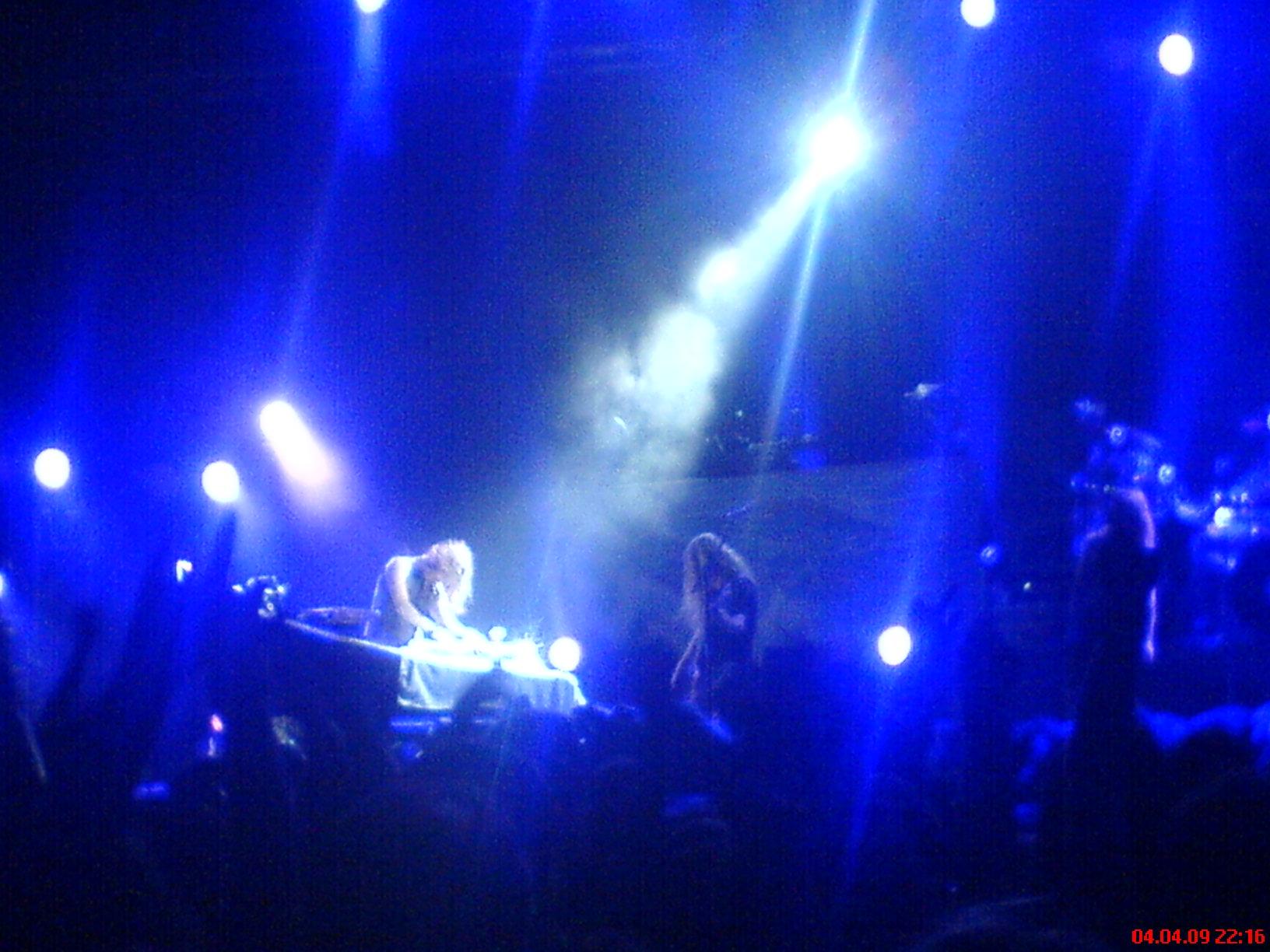 Nightwish live in Debrecen