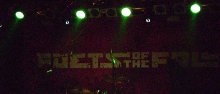 Poets of The Fall, club K17 (Berlin, 23.05.2010)