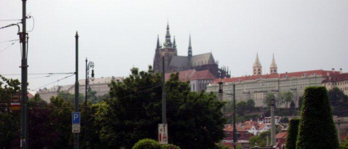 Travelling: Prague