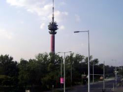 Budapest TV tower