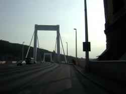 Erzsebet hidd (Elisabeth Bridge)