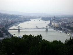 Szechenyi lanchíd (Chain Bridge)
