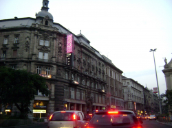 In Budapest