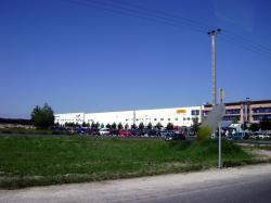 DHL center