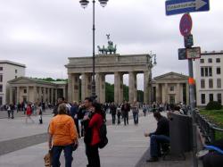 Brandenburger Tor (Brandenburg Gate)