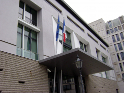 French Embassy in Berlin