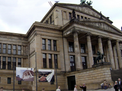 The Konzerthaus Berlin panorama