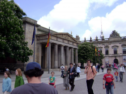 The Neue Wache (New Guard House)