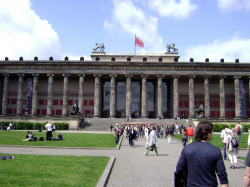 The Altes Museum (Old Museum)