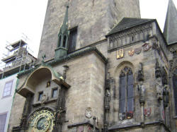 Prazsky orloj (Prague Astronomical Clock)