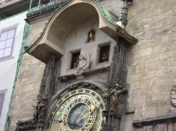 Prazsky orloj (Prague Astronomical Clock)