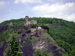Strekov castle
