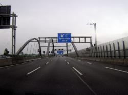 A113 bridge next to Newkolln triangle