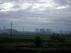 Iernut thermal power station, Mures
