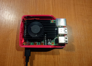 PI4 powered on